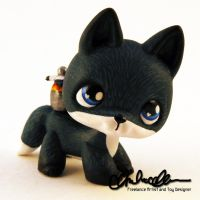 Foxicopter custom Littlest Pet Shop by thatg33kgirl