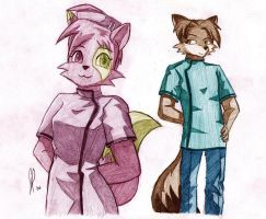 Paging Dr. Stiles by Foxin