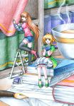 Books and a cup of Tea by leinef
