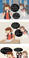 Bipper goes to school by Stanford01