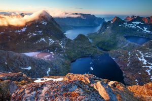 Arctic Archipelago - Norway by Bakisto