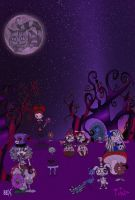 Once upon a Horror-Alice in wonderland by ScorpionsKissx