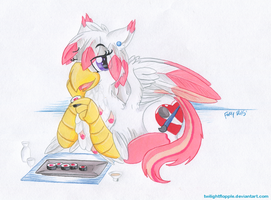 Sushi by TwilightFlopple