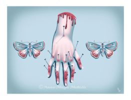 Pastel Bleeding - Joint Pain by Mai-Ja