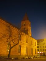 Evangelical Church of the Luth by divette