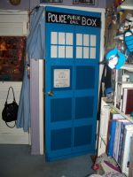 My Bedroom is a TARDIS by twasbrillig12