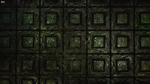 Ancient Stone by Triskaidecahedron