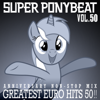 Super Ponybeat Vol. 050 Mock Cover by TheAuthorGl1m0