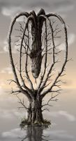 A Very Strange Tree by vmoldavsky