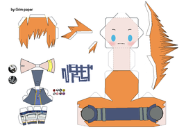 neku pattern by Grim-paper