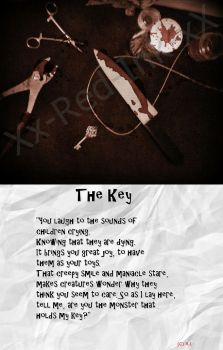 The Key, CP Poem by Xx-Red-Ink-xX