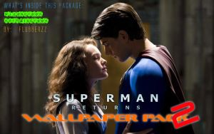 SupermanReturns WallpaperPack2 by flubberzz