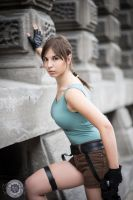 Lara Croft- The Tomb Raider by Flanna
