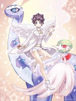 POKEMON - Diantha by The-Nonexistent
