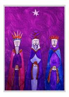 Three Kings [com] by aberrentideals