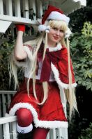 Santa Claus is Coming To Town by ChikiCosplay