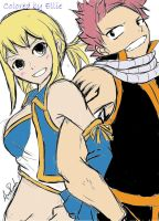 My best Nakama. by EllieBimbo
