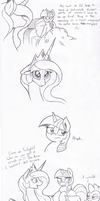 Your teary-eyed Princess requests it by Joey-Darkmeat