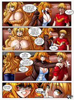 MANGA COMMISSION: Controlling Mother Ch 3 Page 3 by jadenkaiba