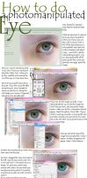 How to make an Eye by thethirteenthour