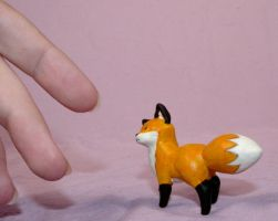 Stupidfan Fox Art- Wut? by Vertaki