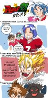 Eyeshield Meme by msadagal