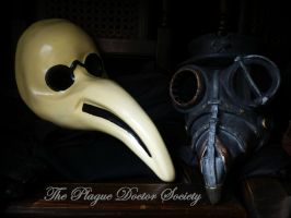 The Plague Doctor Society by Estruda