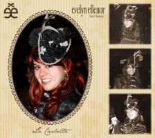 La Carlotta Commission by EveElle