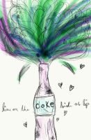 The Coke Side of Life by midnightxrain13