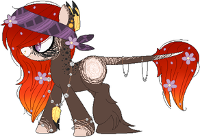 Gypsy Pony Adopt (CLOSED/AUCTION) by G4M1NG-P0N13