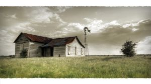 Quintessential Prairie Home by aaronbee