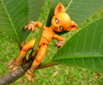 Tree Cat by odoll