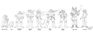 TBOTS Character Sheet present by theblindalley