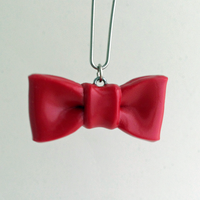 Doctor Who - 11th Doctor Bow Tie charm v2 by MidnightCootie