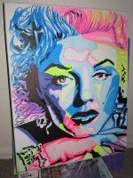 Marilyn Monroe by CloudCityArt