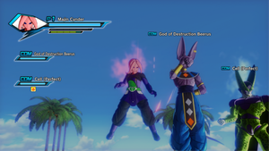 Beerus's Apprentice Outfit by XLegion-716X