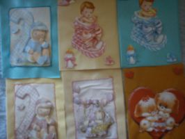 3d cards for baby by daylover1313