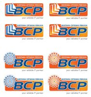 BCP logo design ver 01 by astayoga