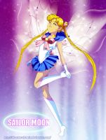 Sailor Moon by disaster-victoria