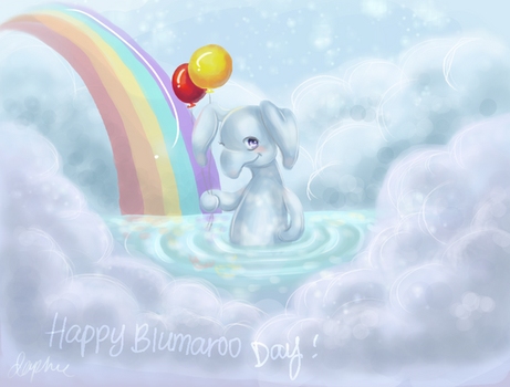 Blumaroo Day by adorables
