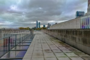 Chicago clouds by Rikitza