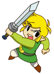 Toon Lonk by DelusionalCarrots
