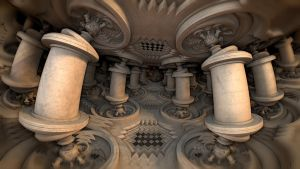Big Columns by HalTenny