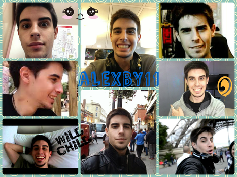 Collage aLexBY11 by mariarochinmayoral