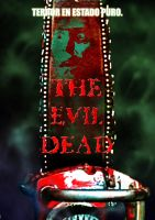 Poster: The evil dead. by adripan
