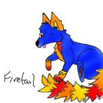 Firetail for Kyuubi83256 by ShadowLotus27