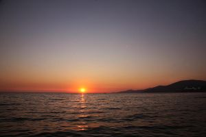 sunset by LeessaRay