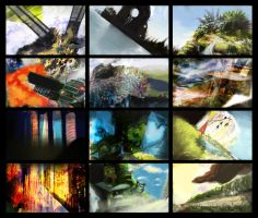 Thumbnail Landscapes by duduOmag