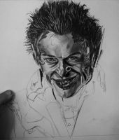 The Amazing Spiderman Green Goblin (W.I.P) by Benecry1342
