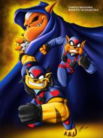 Swat Kats by lCaiolSBl